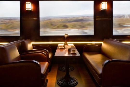 Train bar