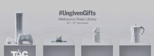 #ungivengifts