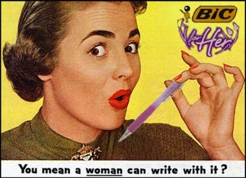 Bic for women