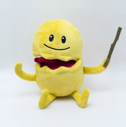 dumb ways to die doll