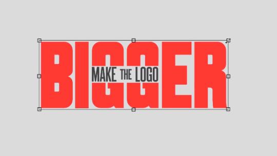 Logo más grande