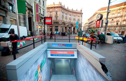Metro Lego