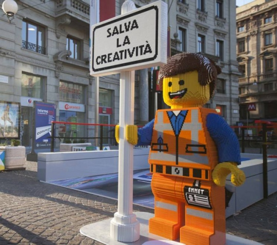 Lego creativity