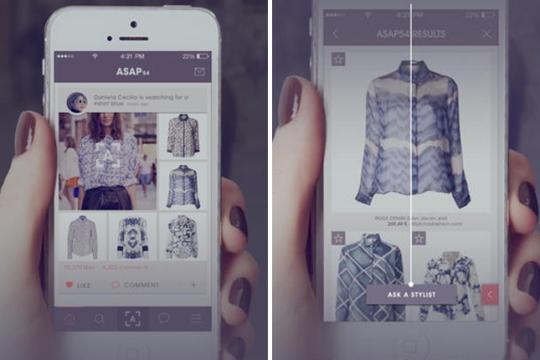 Fashion Shazam