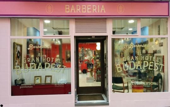 Barbería Malsaña