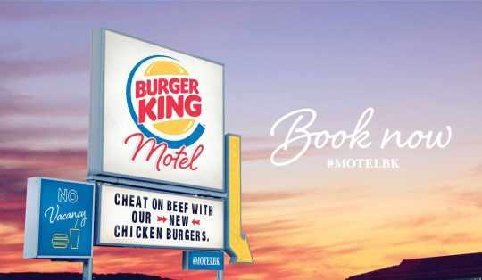 Burger king hotel
