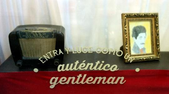 Auténtico gentleman