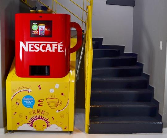 Nescafé foursquare