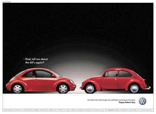 Retro Volkswagen