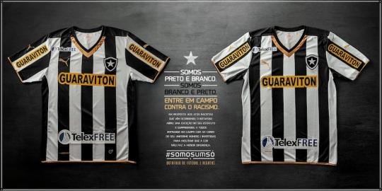 T-shirt Botafogo