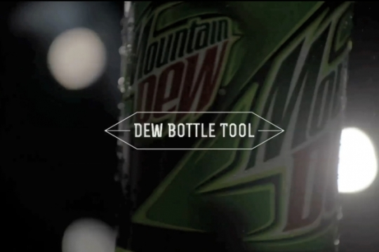 Mountain Dew skaters