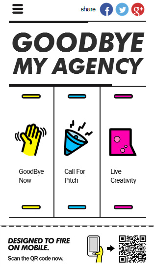 Fire your agency