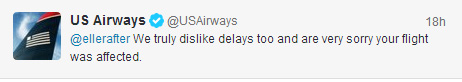 US Airways crisis