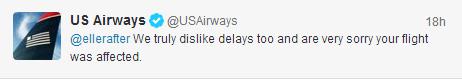 US Airways crisis