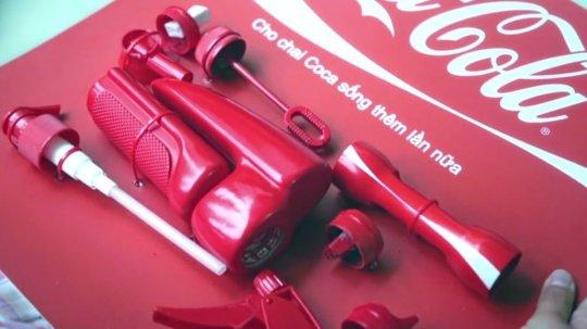 Coca Cola second lifes