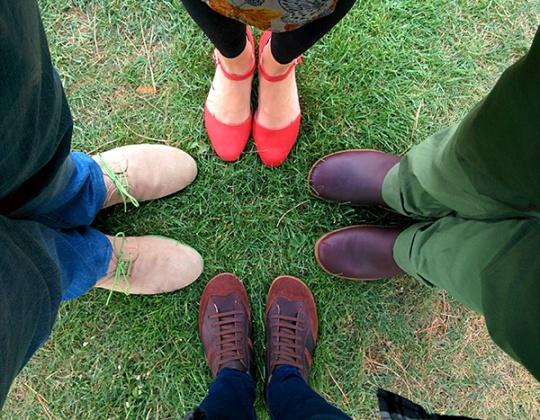 Zapatos El Naturalista