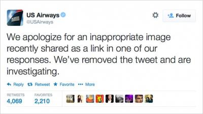 Tweet explicito