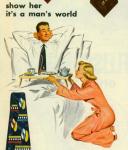 show her its a mans world