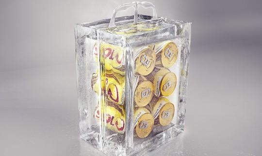 Packaging hielo