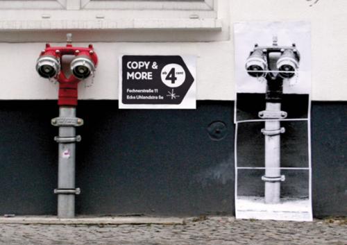 copy street