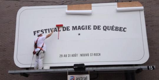 Festival de magia de Quebec