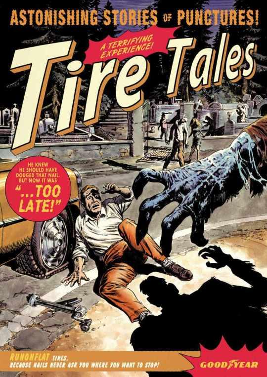Tire tales