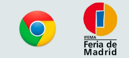 google chrome - ifema