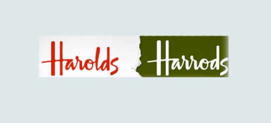 harolds - harrods