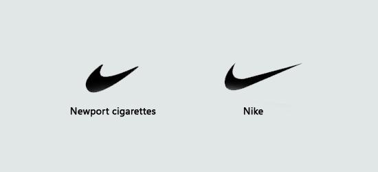 newport cigarettes - nike