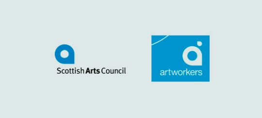 scottish arts - artwalkers