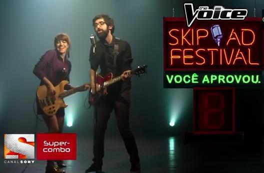 Sony / The voice