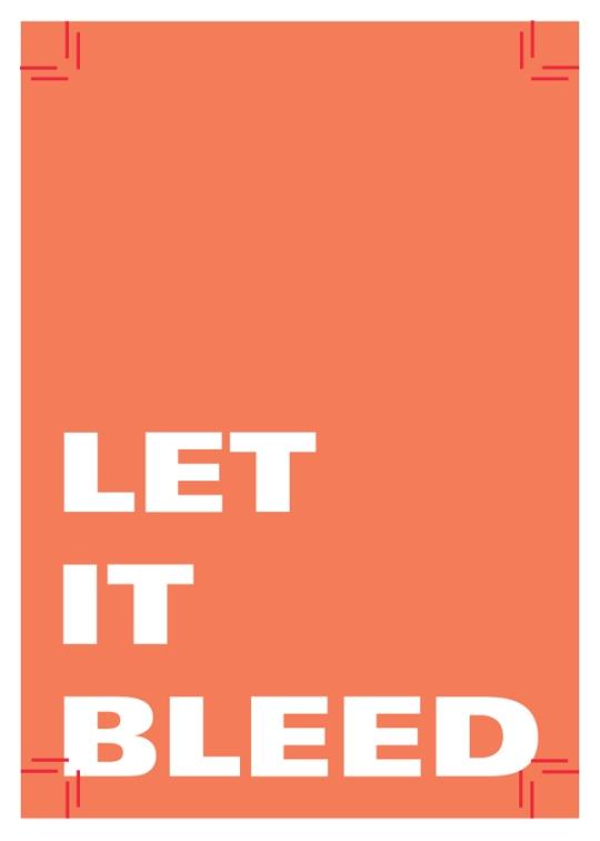 let it bleed