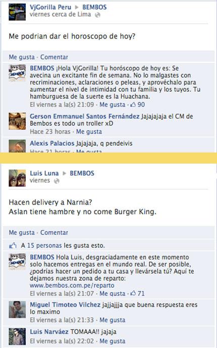 Bembos Narnia