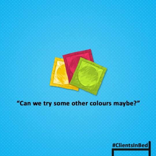 feedback colours