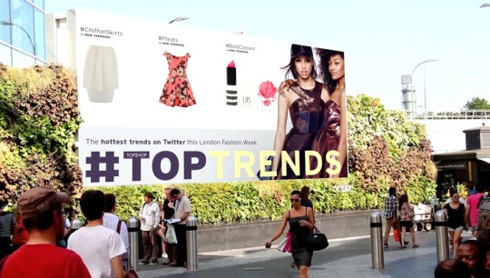 top shop top trends
