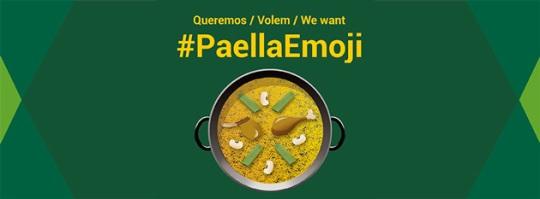 #PaellaEmoji