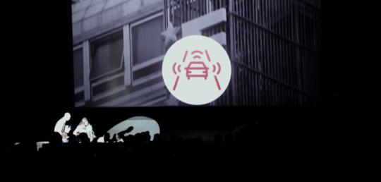 Detector peatones Volkswagen