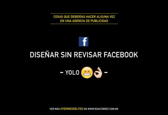 no ver facebook