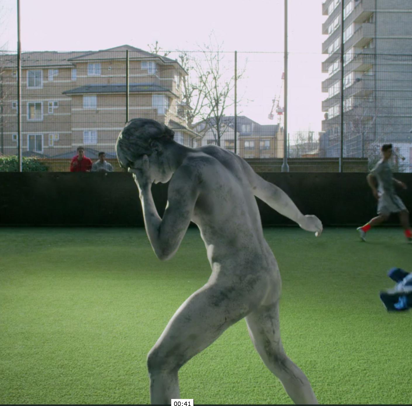 Los 6 videos de la extravagante campaña de Nike en Vine