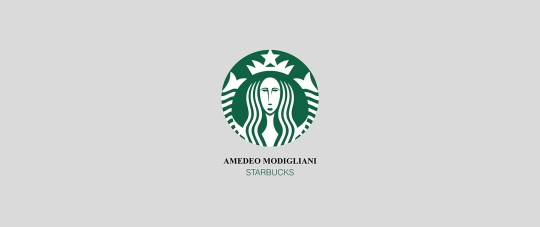 starbucks modigliani