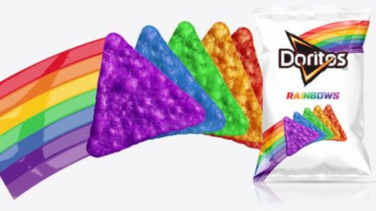 Doritos gay