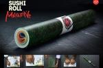 sushi roll magazine