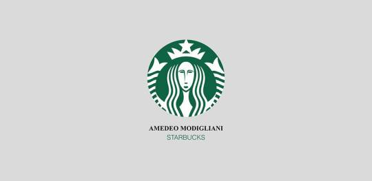 modigliani starbucks