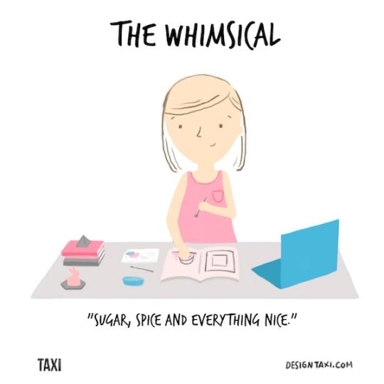whimsical