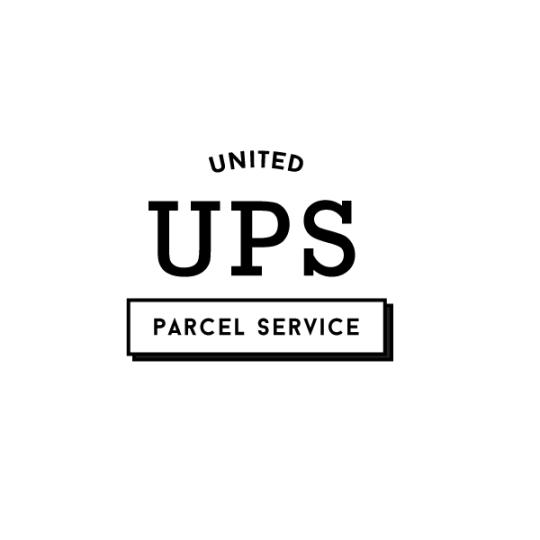ups hipster logo