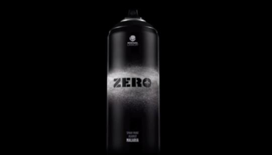 Zero spray against malaria