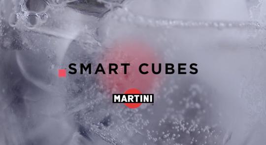 martini smart cubes