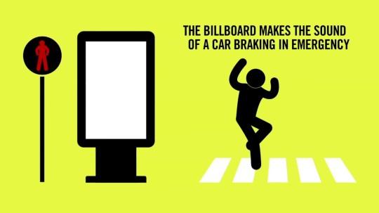 Un mupi que te hace protagonista de una campaña de seguridad en carretera (muy a tu pesar)