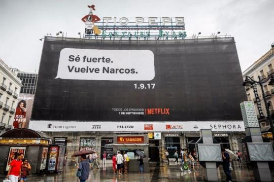 narcos se fuerte