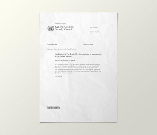 UN letter